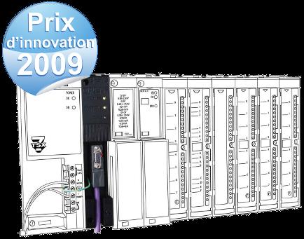 Adaptation des automates Schneider TSX série 7 avec la carte Open7